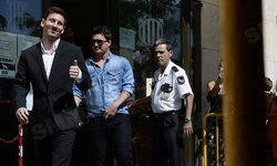 เมสซี่ซวย!ศาลสเปนปัดอุทธรณ์คดีเลี่ยงภาษี