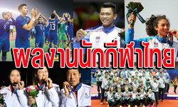 ผลงานนักกีฬาไทย ภาค 1