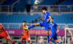 ช้างศึกคว่ำมังกร! ไทยเชือดจีน 2-0 ตีตั๋วเข้ารอบ 8 ทีม+คลิป