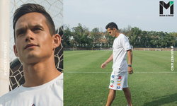 """""""มิก้า ชูนวลศรี"""" : หนุ่มลูกครึ่งผู้เห็นทุกความเปลี่ยนแปลงฟุตบอลลีกไทย"""