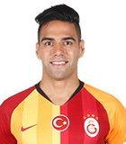 ราดาเมล ฟัลเกา การ์เซีย (Turkey Super Lig 2019-2020)
