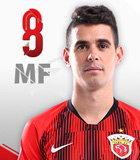 ออสการ์ (Chinese Super League 2020)