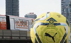 เปิดฉากฤดูกาลใหม่! ลาลีกา คิกออฟยิ่งใหญ่ด้วยลูกบอลยักษ์กลางกรุงเทพฯ