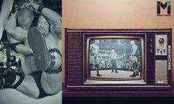 """จากเทปขาวดำสู่การถ่ายทอดสด : ย้อนประวัติศาสตร์ """"มวยปล้ำ"""" บนหน้าจอโทรทัศน์ไทย"""
