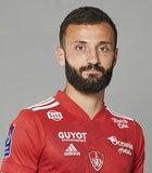 Franck Honorat (Ligue 1 2020-2021)