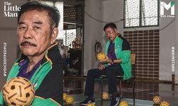 วีระชัย จันทมานะกุล - คุณครูวัย 70 ปีผู้ไม่เคยเกษียณและใช้ตะกร้อสร้างอนาคตเด็ก