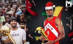 เซิร์จ อิบากา : วันคริสต์มาสในคองโก ที่เปลี่ยนให้ผมเป็นแชมป์ NBA