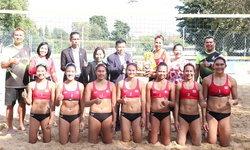 ลูกยางชายหาดไทย แบโผลุยคัด โอลิมปิกเกมส์