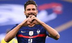 """""""ชิรูด์"""" ลั่น ยังไม่คิดประกาศอำลาทีมชาติฝรั่งเศส แม้อายุ 35 ปีแล้วก็ตาม"""