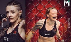 โจแอน คัลเดอร์วูด : สาวสกอตที่ใช้ความรักในมวยไทยก้าวไปเป็นนักสู้ของ UFC