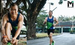 สมชาย จันทรวีระ : ชายวัย 58 ผู้จบมาราธอนทุกสัปดาห์ตลอด 20 ปี