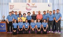 """""""สมาคมกอล์ฟอาชีพสตรีไทย"""" เปิดตัวยิ่งใหญ่ชิงเงินรางวัลรวมกว่า 30 ล้านบาท"""