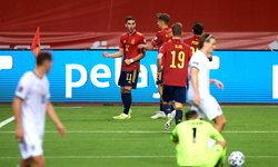 สเปน เปิดรังเชือด โคโซโว 3-1 นำฝูงกลุ่ม บี ศึกคัดบอลโลก