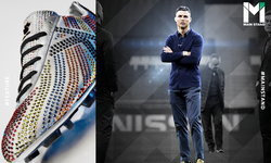 """Kelme Swarovski : รองเท้าสตั๊ดคริสตัลที่ถูกตราหน้าว่า """"สร้างมาเพื่อ ?"""""""