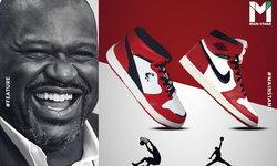"""Dunkman : รองเท้าของ """"แชค"""" ที่ก็อป Air Jordan มาทั้งดุ้น แต่ขายได้มากกว่าร้อยล้านคู่"""
