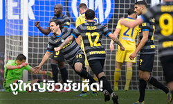 """""""ดาร์เมียน"""" ซูเปอร์ซับ! อินเตอร์ มิลาน เปิดบ้านเฉือน เวโรนา 1-0 ทิ้ง 13 แต้ม"""