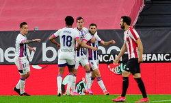 แอธเลติก บิลเบา พลาดท้ายเกม โดน บายาโดลิด ไล่เจ๊า 2-2 เกมลาลีกา สเปน