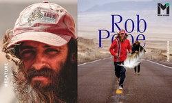 """""""ร็อบ โป๊ป"""" : นักวิ่งเหนือมนุษย์ที่แต่งชุด """"ฟอร์เรสท์ กัมพ์"""" และวิ่งข้ามอเมริกา 5 รอบ"""