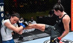"""เฮแต้มเอกฉันท์! """"โรดริเกซ"""" ไล่ต้อน """"วัตเตอร์สัน"""" ศึก UFC FIGHT NIGHT"""
