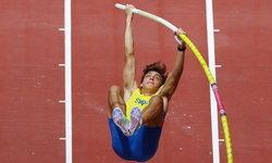 """สมราคาเจ้าของสถิติโลก!  """"ดูพลานติส"""" กระโดดค้ำ โอลิมปิก เกมส์"""