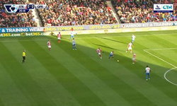คลิปไฮไลท์พรีเมียรลีก ซันเดอร์แลนด์ 2-0 เบิร์นลี่ย์