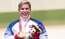 """""""เวโรนิก้า วาโดวิโคว่า"""" นักกีฬายิงปืนสาว ที่พร้อมช่วยเหลือเพื่อนนักกีฬาคนพิการเสมอ"""