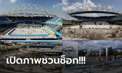 """บทเรียนของทุกชาติ! """"เอเธนส์เกมส์ 2004"""" เจ้าภาพโอลิมปิกที่จัดทีเดียวเป็นหนี้ (ภาพ)"""