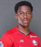 Jonathan Christian David (Ligue 1 2021-2022)