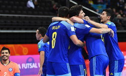 คาซัคฯ เชือด อิหร่าน 3-2 , โปรตุเกส ทุบ สเปน 4-2 ลิ่วรอบรองฯ ฟุตซอลชิงแชมป์โลก