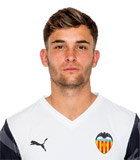 Hugo Duro Perales (La liga 2021-2022)