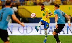 บราซิล อัด อุรุกวัย 4-1 นำโด่งคัดบอลโลก โซนอเมริกาใต้