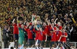 สเปนผงาดคว้าแชมป์บอลโลก บดดัตซ์ต่อเวลา1-0
