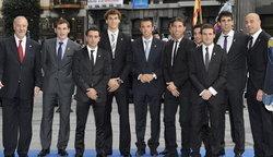 ทีมชาติสเปนซิวรางวัลเกียรติยศเจ้าชาย