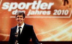 เวทเทลแชมป์โลกF1ซิวนักกีฬาแห่งปีเยอรมัน