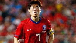 พาร์คจ่อลาทีมชาติเกาหลีใต้หลังเอเชียนคัพ