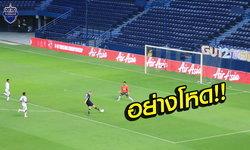 อย่างโหด! ไฮไลต์ COKE CUP U-19 บุรีรัมย์ ถล่ม ระนอง 7-0 (คลิป)