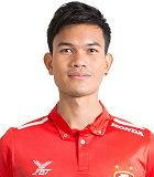 อดิศักดิ์ ไกรษร (Thailand Premier League 2016)