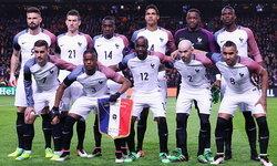 ข้อมูลทีมชาติฝรั่งเศส