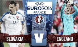 วิเคราะห์ฟุตบอลยูโร 2016 กลุ่ม บี สโลวาเกีย พบ อังกฤษ