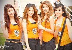 สาวๆเชียงราย ยูไนเต็ด งามแต้ไม่มีแพ้ใคร!