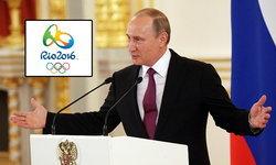 """""""ปูติน"""" โวย! โอลิมปิกเกมส์ไม่สมศักดิ์ศรี ถ้าไม่มีรัสเซียร่วมแข่ง"""