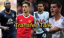 Transfer Talk : ข่าวซุบซิบซื้อขายนักเตะประจำวัน