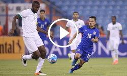 ไฮไลต์ ทีมชาติไทย พบ ซาอุดิอาระเบีย คัดบอลโลก (คลิป)