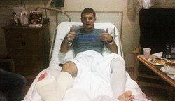 วิลเชียร์ผ่าตัดข้อเท้าฉลุยคาดพักยาว5เดือน