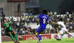 แข้งเด็กไทยยู-19ยังเก่งเฉือนไต้หวันหวิว1-0ปกรณ์ซัดชัยท้ายเกม