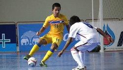 แข้งไทยเปิดโหด ยำหม่อง13-0 ศึกฟุตซอลเอเชีย