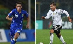 """วิเคราะห์ฟุตบอลนัดกระชับมิตร """"อิตาลี - เยอรมัน"""""""
