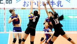 สาวไทยตบสาวไต้หวันกระจุย3-0วอลเลย์ฯคัดโอลิมปิก