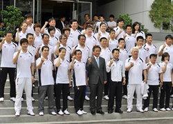 เกาหลีใต้ตั้งเป้าติดท็อปเทนตารางเหรียญอลป.