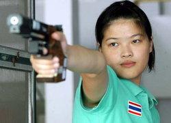 ยิงปืนสาวไทย ทำดีสุดแค่อันดับ 11